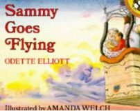 Sammy goes flying