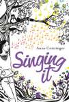 singing it