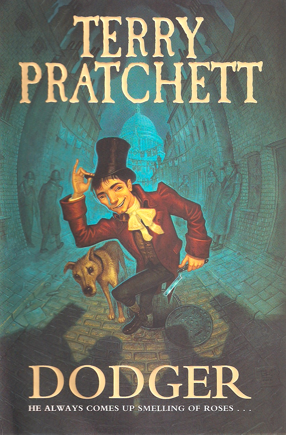Hurray for Terry Pratchett by Elizabeth Hawksley | Buzz about Books